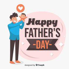 The quality of a father can be seen in the goals, dreams and aspirations he sets not only for himself but for his family. Happy Fathers Day Pictures, Happy Fathers Day Greetings, Father's Day Greetings, Fathers Day Quotes, Fathers Day Banner, Father's Day Greeting Cards, Father And Baby, Young Parents, Man Character