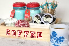 Make Your Favorite Coffee Lover Smile With This Sweet Drink Caddy