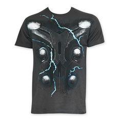 Sincere T Shirt Thor Marvel Avengers Bambino Blue Royal Tshirt Maglia Maglietta Nuovo Bambini 2 - 16 Anni