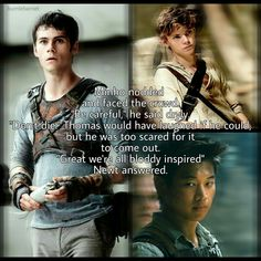 Wow. It's so hard to read this! It makes me wanna cry #ripNewt