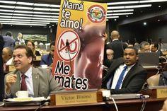 Diputados con posiciones en contra en el tema del aborto protagonizan discusión
