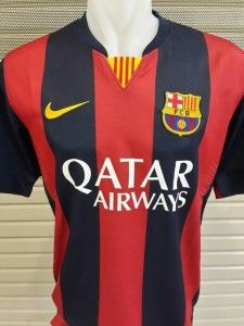 Jual Jersey Barcelona Home 2015 Leaked