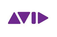 Logo Stack / Avid logo design by The Brand Union