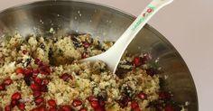 Curl Up: Feestelijke couscous