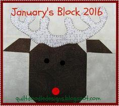 BOM 201 January Blocks