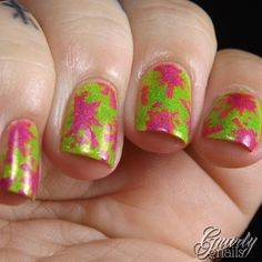 The Neverending Pile Challenge - HAD to Have It... ~ Gnarly Gnails