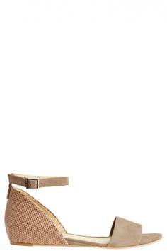 Alexia Leather Sandal