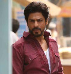Shah Rukh Khan - Raees (releasing 1/25/17)