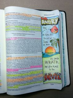 Ephesians ESV Journaling Bible Micron Pens And Polychromos Pencils