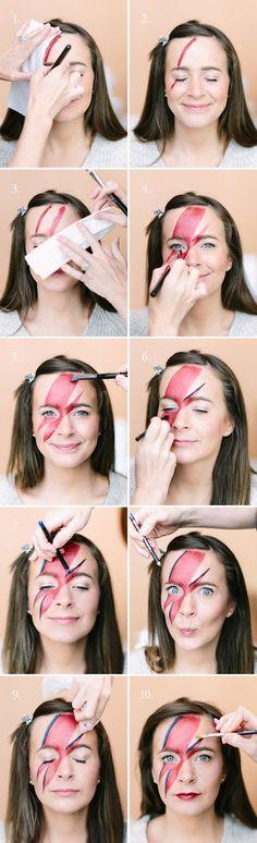60 best Unique Halloween Makeup images on Pinterest Halloween - easy makeup halloween ideas