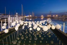 Solar Lanterns Become Wondrous Bubbles