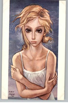 The Storm by Margaret Keane