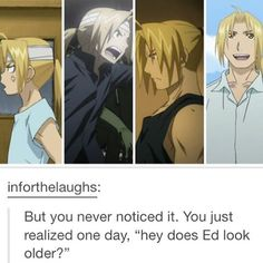 #fullmetalalchemist<<<wow okay I never noticed until the end this is scary
