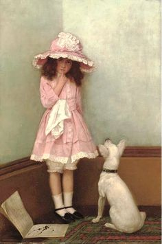 In Disgrace ~  William Henry Gore ~ (English: 1857-1942)