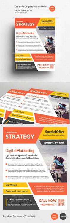 Teachers Conference Flyer Template Adobe, Insegnanti e Incontro - conference brochure template