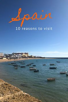 10 Reasons to Visit Southern Spain - Very Veganish Great Buildings And Structures, Modern Buildings, Modern Architecture, Cheap Fishing Boats, Lake Tahoe Summer, Airfare Deals, Dubai Skyscraper, Alicante Spain, Last Minute Travel