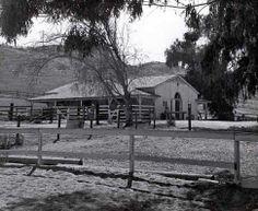 James Cagney Ranch Granada Hills Rancho Oro Grande Janet Gaynor