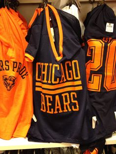 Get your gear now at Pink by Victoria's Secret! Bears Football, Sport Football, Football Fans, Sports Teams, Chicago Bears Women, My Kind Of Town, Home Team, Athletic Fashion, Awesome
