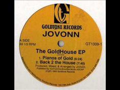 Jovonn - Pianos Of Gold (1993)