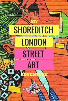 Journey into the East End of Shoreditch London with me to uncover a unique route for the street art, funky fashions, vibrant markets and secret bars!