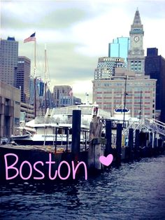 The best places to visit in Boston!