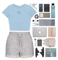 """""""☆ WILD"""" by jmperez2061 ❤ liked on Polyvore featuring Topshop, Nails Inc., philosophy, Birkenstock, Nila Anthony, Daniel Wellington, Dfi and Garden Trading"""