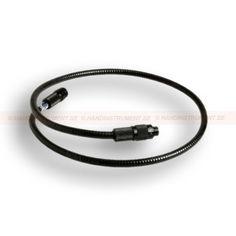 http://termometer.dk/inspektionskamera-r12842/forlangerkabel-til-inspection-camera-53-br100-br200-br250-53-BR200-EXT-r12854  Forlængerkabel til Inspection Camera 53-BR100/BR200/BR250  Kabellængde 0,95 m  Kontakt diameter 19 mm  Max 2 forlængerkabler kan tilsluttes Extech inspektionsprocedurer kameraer 53-BR100/BR200/BR250 Garanti: 6 Måneder