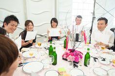 テーマウェディング事例:遊園地 crazy wedding (クレイジー・ウェディング)