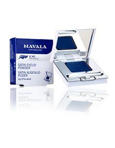 Mavala Satin Eyelid Powder Eye Make Up, Beauty Make Up, Switzerland, Powder, Eyeshadow, How To Apply, Satin, Colours, Make Up
