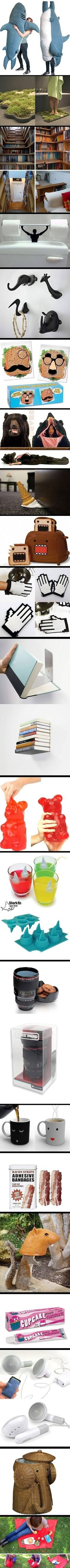 best Neat Stuff images on Pinterest Cool things Creative ideas