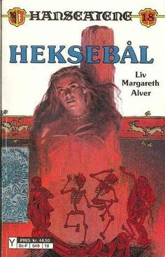 """Heksebål"" av Liv Margareth Alver Reading, Books, Movies, Movie Posters, Libros, Films, Book, Film Poster, Reading Books"