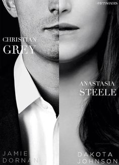 Christian and Anastasia!! When two hearts become one!! everythingjamiedornan.com