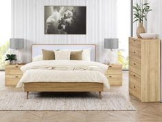 Our HEKLA Bedroom Storage Package is a flawless addition to any bedroom. Green Master Bedroom, Glam Bedroom, Room Ideas Bedroom, Bedroom Decor, Bedroom Inspo, Bedroom Inspiration, Wooden Bedside Table, Furniture Packages, Bedroom Styles