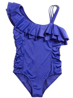 Purple Bathing Suit