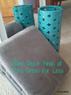 Great Home Decor Finds From Ross Dress For Less Plus A 25 Gift Card Giveaway