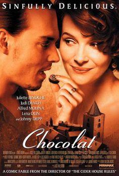 Chocolat - Johnny Depp