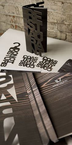 A die-cut brochure is an interesting twist given to normal ordinary looking brochures. Where die-cuts cookie-cutter technology is used to c. Brochure Indesign, Template Brochure, Design Brochure, Brochure Layout, Brochure Ideas, Flyer Template, Leaflet Design, Booklet Design, Design Templates