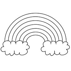 A great set of printable rainbow coloring pages to give your little one. Make your kid color a rainbow to know the color identification & color refraction. Easy Coloring Pages, Unicorn Coloring Pages, Flower Coloring Pages, Coloring Pages To Print, Free Printable Coloring Pages, Free Coloring, Coloring Sheets, Adult Coloring, Coloring Books