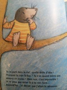 où es-tu parti livre pour enfants sur le deuil