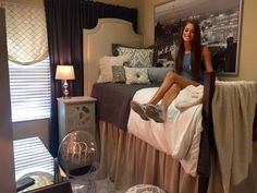 My dorm at The university of Alabama - presidential village