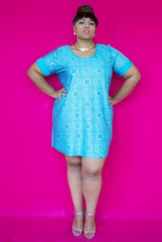First Look: Plus Size Designer Zelie for She Spring Collection on The Curvy Fashionista