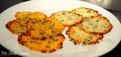 My Recipe Journey: Cheese Crisps