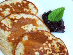 Bananen - Chia - Pancakes (Thermomix - Rezepte mit Herz)