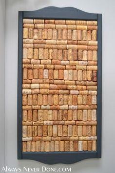 Calendar-Cork-Board- Always-Never-Done 10
