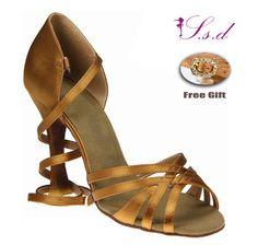 6 Colors Long Strap Pro Women's Latin Salsa Ballroom Dance Shoes 294 | eBay
