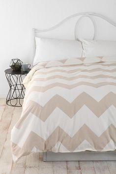 I found a possible replacement!!Zigzag Duvet Cover  #UrbanOutfitters