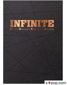 K2POP - [PRE-ORDER]인피니트 (INFINITE) - INFINITE IDEA (PHOTOBOOK) [화보집, DVD, 엽서8종, 미니포스터 7종 중 1매 랜덤]