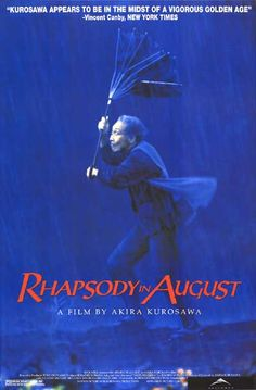 Rhapsody in August, 1991 - Akira Kurosawa. Recensione: http://nihonexpress.blogspot.it/2012/07/rhapsody-in-august.html