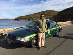 Pin for Later: Super Troopers 2 Has Begun Filming! See the Goofy Pictures  Director, producer, writer, and star Jay Chandrasekhar showed off the trooper car.