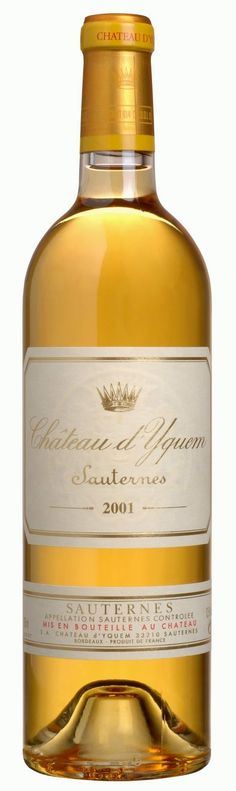 Château d'Yquem- always available at Benchmark Wine Group: www.benchmarkwine.com                                                                                                                                                      Más